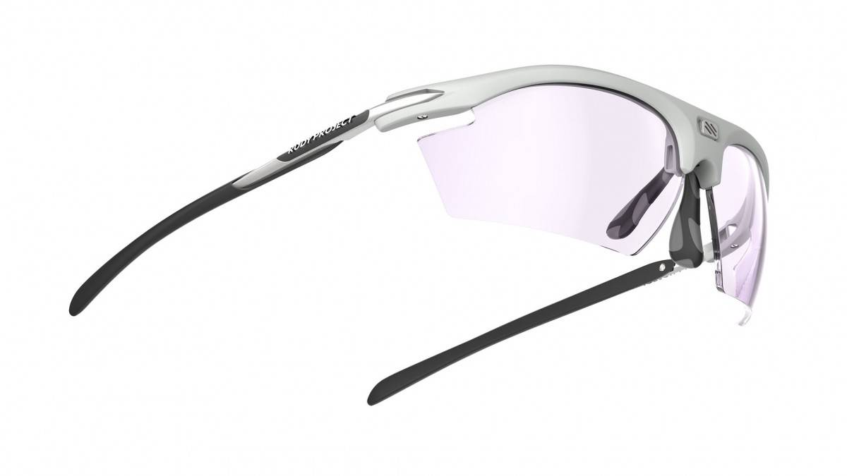 RYDON Light Grey Matte / ImpactX Photochromic 2 Laser Purple