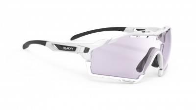 CUTLINE White Gloss / ImpactX Photochromic 2 Laser Purple
