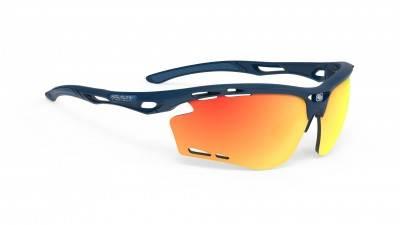 PROPULSE Blue Navy Matte / Multilaser Orange