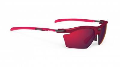 RYDON SLIM Merlot Matte / Multilaser Red