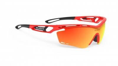 TRALYX Red Fluo Gloss / Multilaser Orange