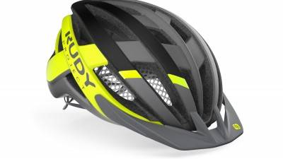 VENGER CROSS Titanium - Yellow Fluo (Matte)