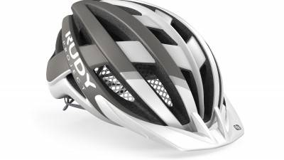 VENGER CROSS White - Grey (Matte)