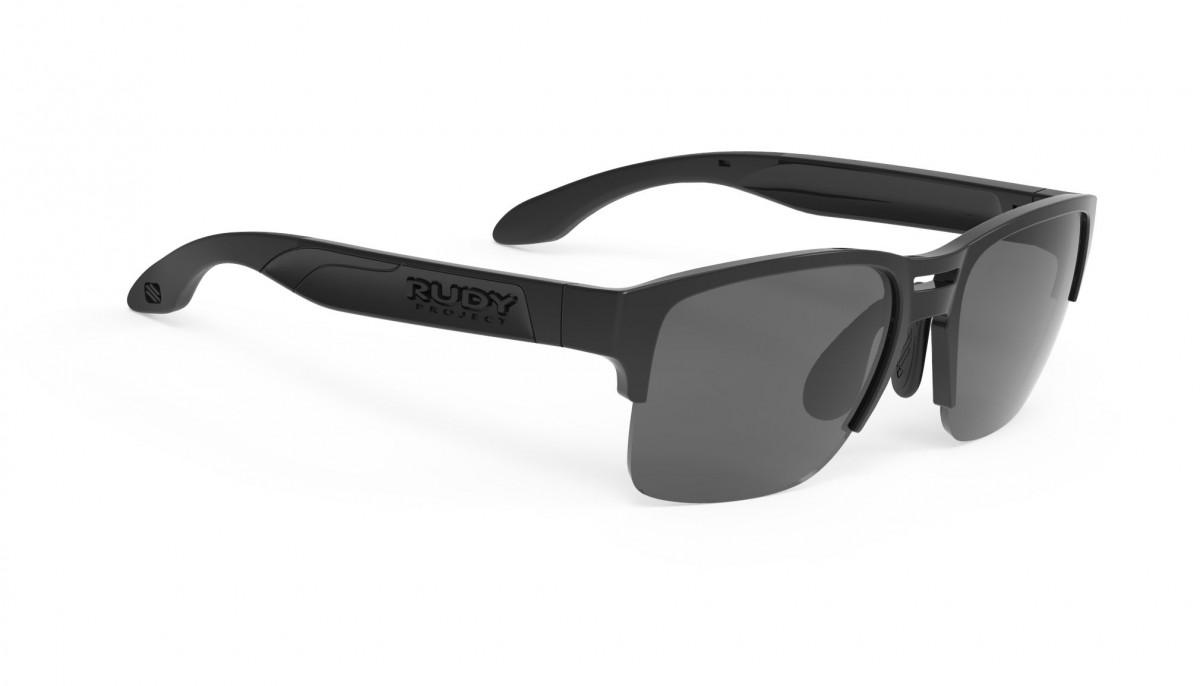 SPINAIR 58 Black Gloss / Smoke Black