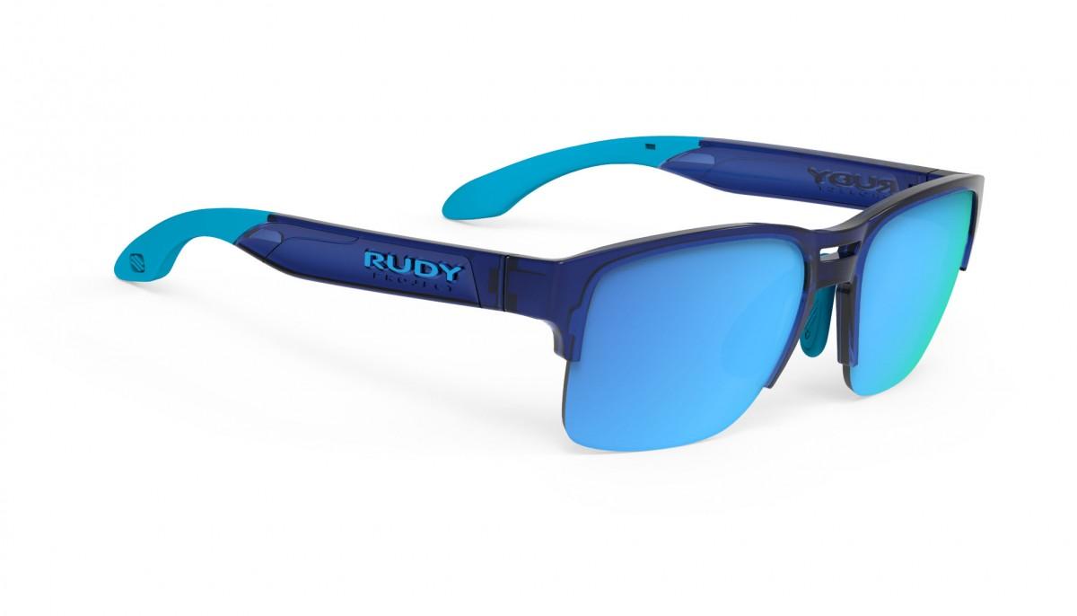 SPINAIR 58 Crystal Blue / Multilaser Blue