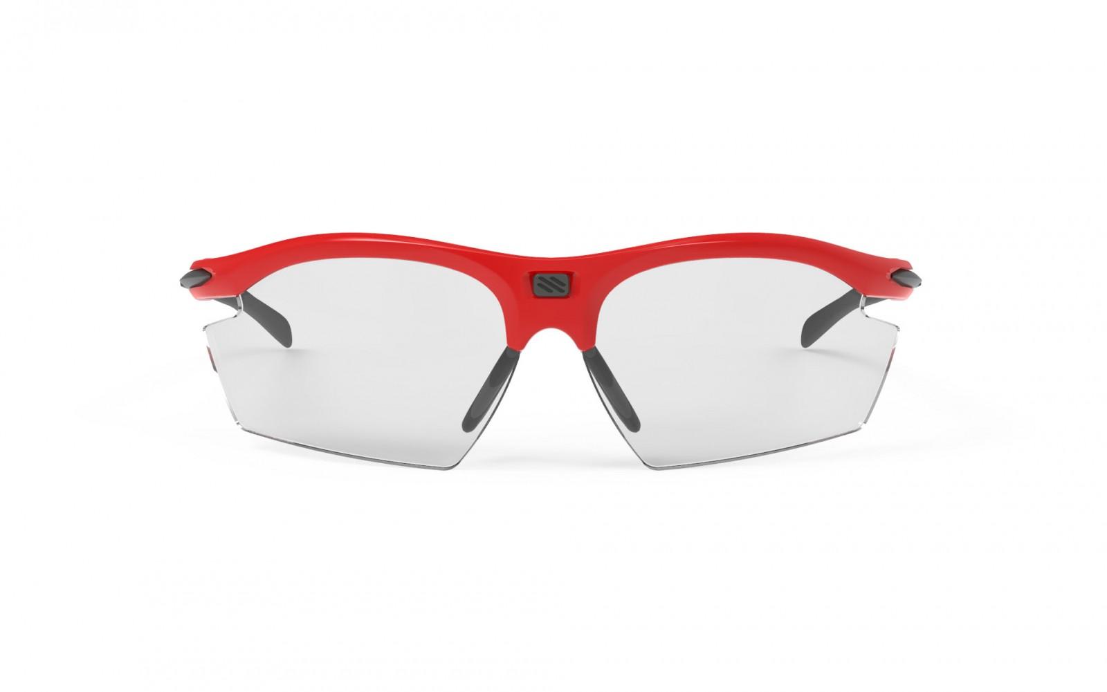 RYDON Fire Red Gloss / ImpactX Photochromic 2 Black