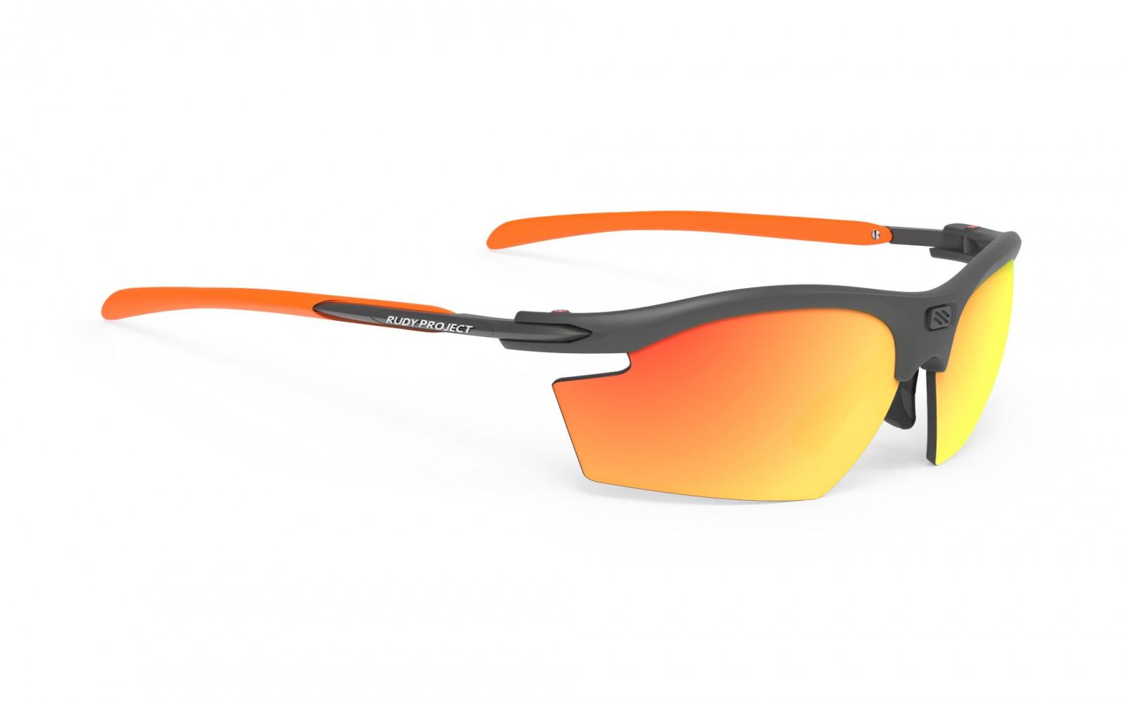 RYDON Graphite Multicolor Orange / Multilaser Orange