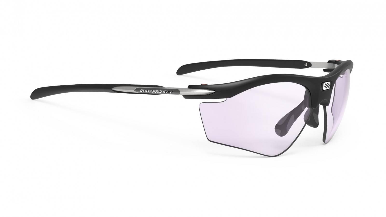 RYDON SLIM Golf Black Matte / ImpactX Photochromic 2 Laser Purple
