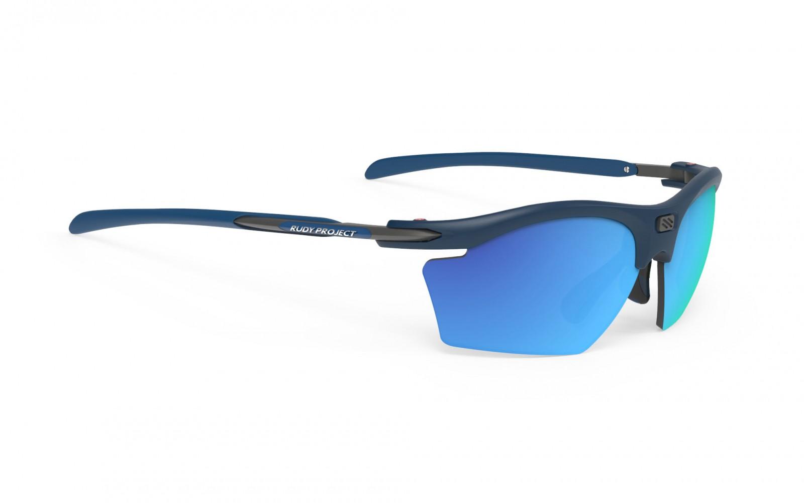 RYDON SLIM Blue Navy Matte / Multilaser Blue
