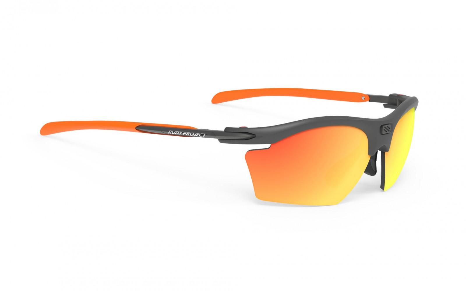 RYDON SLIM Graphite / Polar 3FX HDR Multilaser Orange