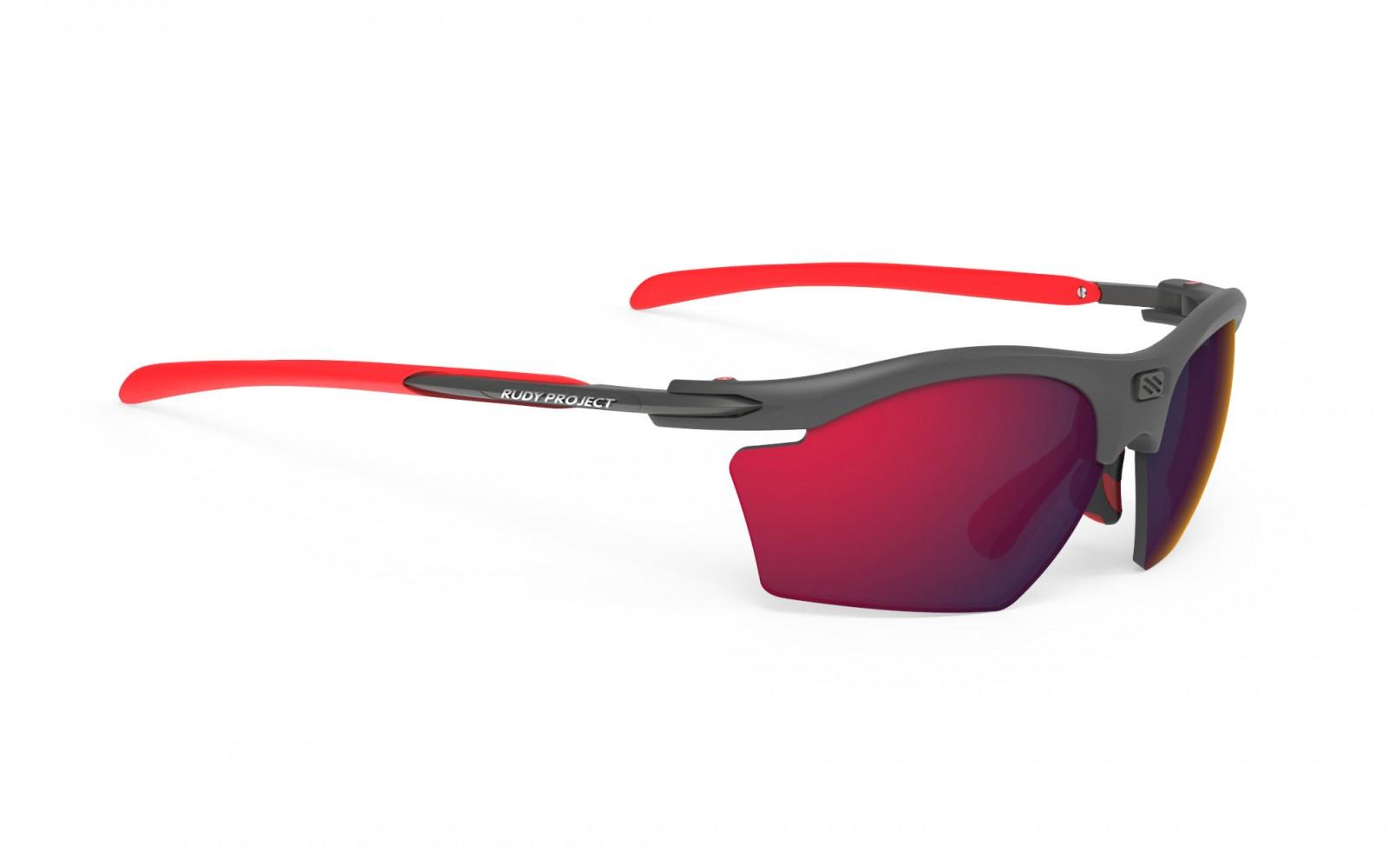 RYDON SLIM Graphite / Polar 3FX HDR Multilaser Red