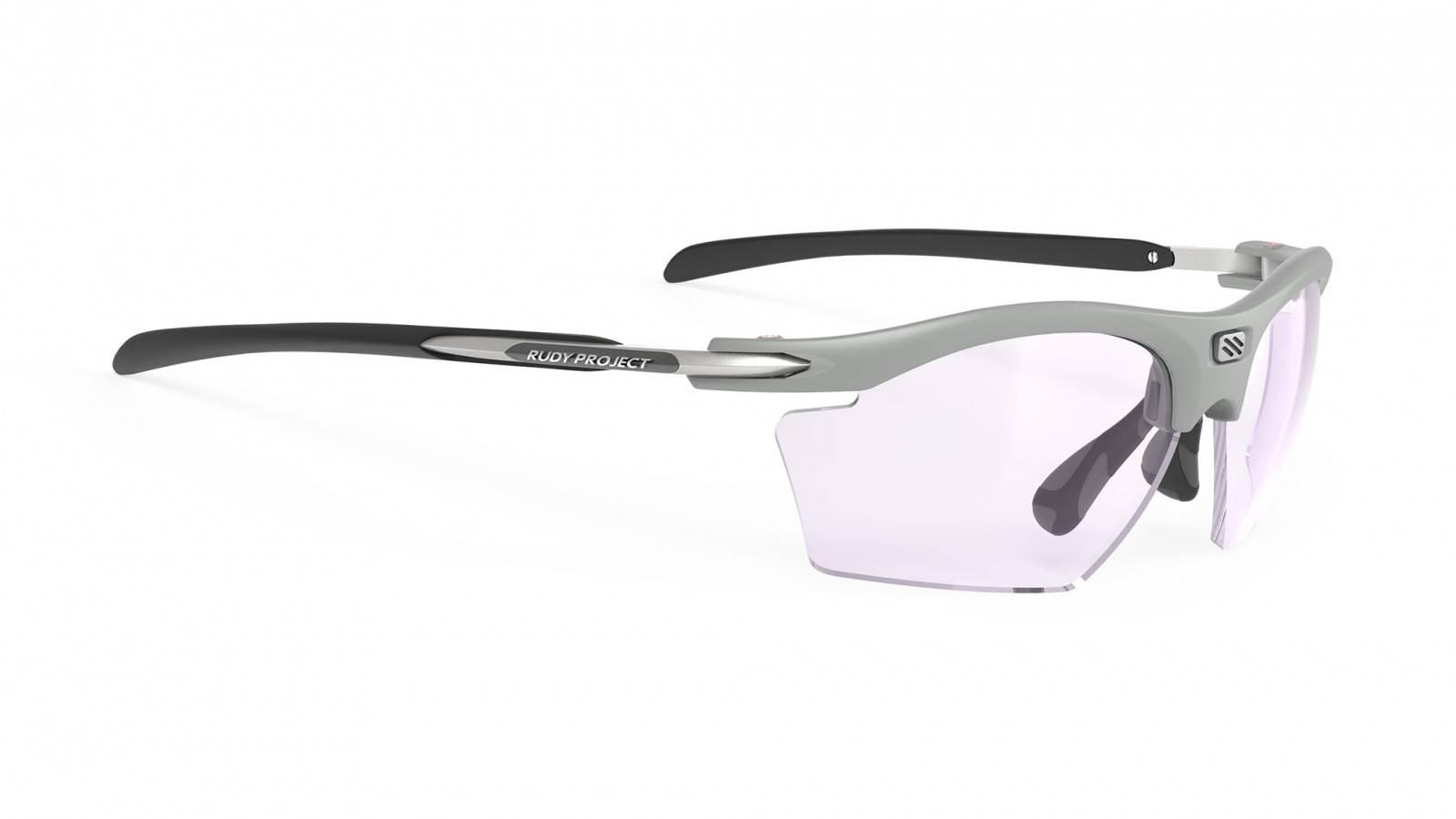 RYDON SLIM Light Grey Matte / ImpactX Photochromic 2 Laser Purple