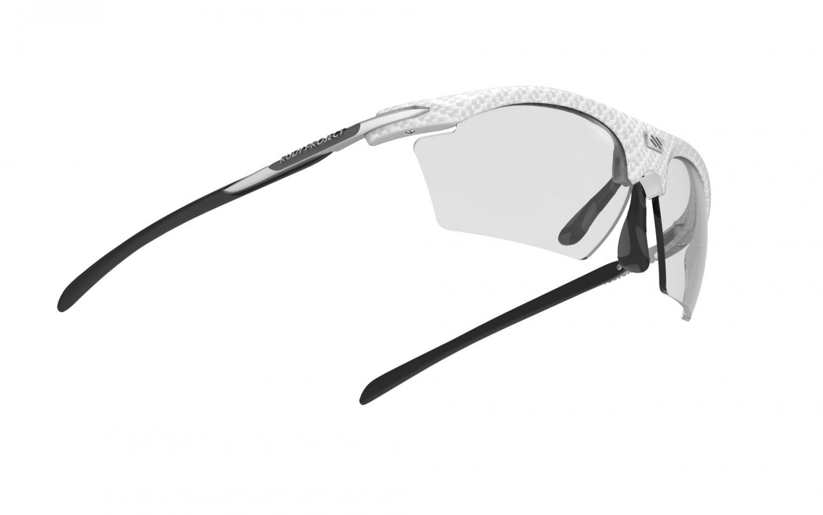 RYDON SLIM White Carbonium / ImpactX Photochromic 2 Black