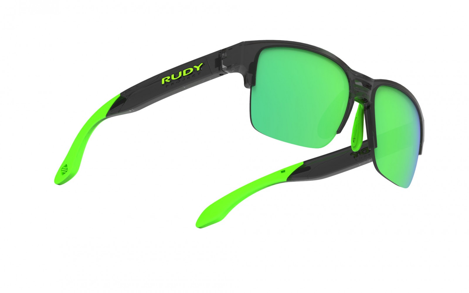 SPINAIR 58 Crystal Graphite / Polar 3FX HDR Multilaser Green