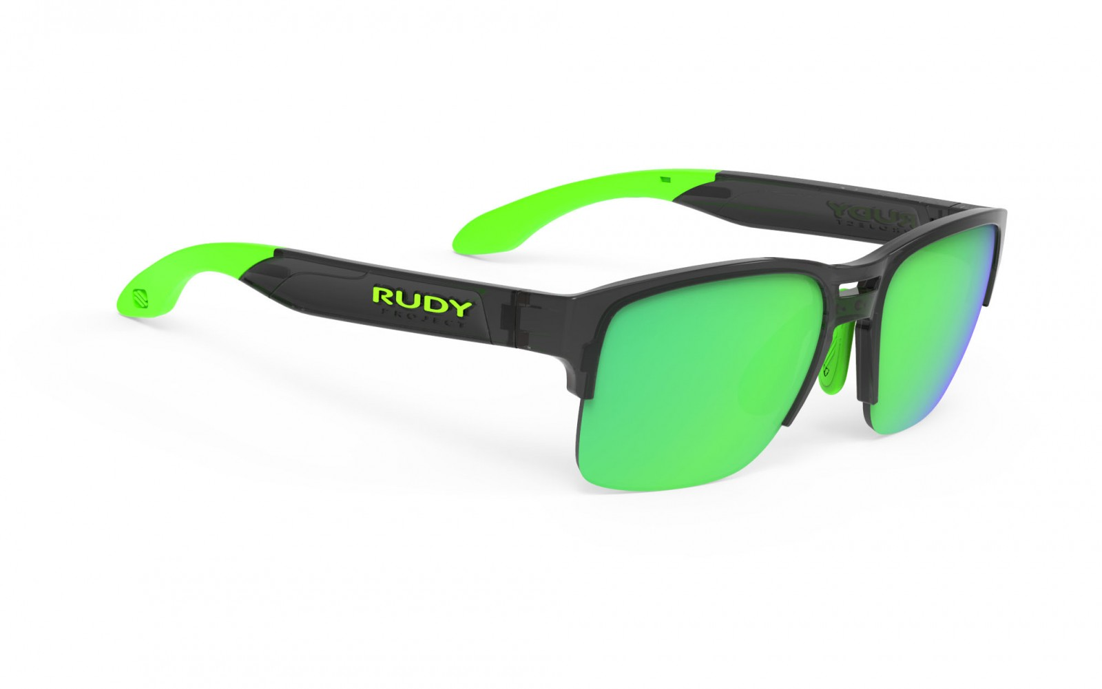 thumb-SPINAIR 58 Crystal Graphite / Polar 3FX HDR Multilaser Green