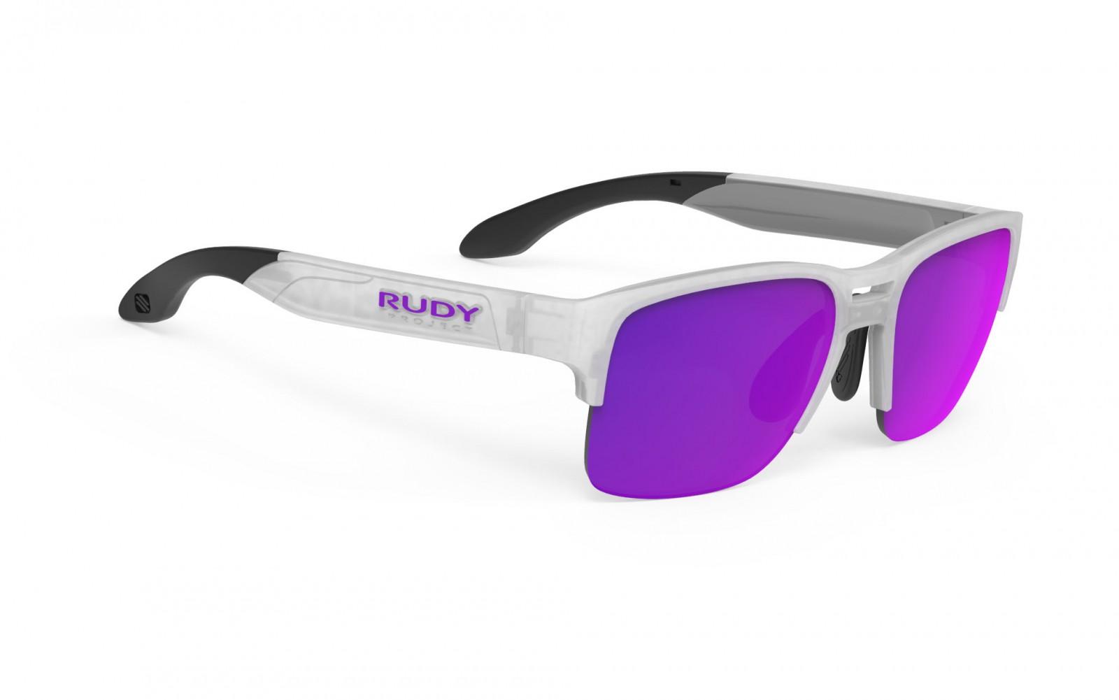 SPINAIR 58 Ice Matte / Multilaser Violet